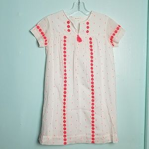 Crewcuts Boho Tunic Embroidered Dress